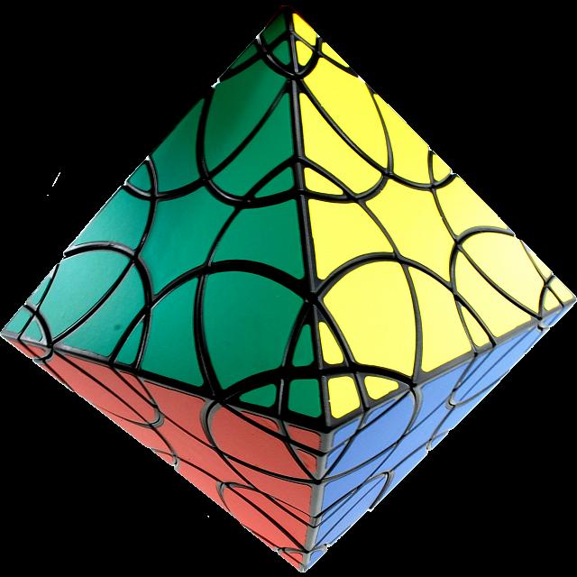clover-octahedron-black-body