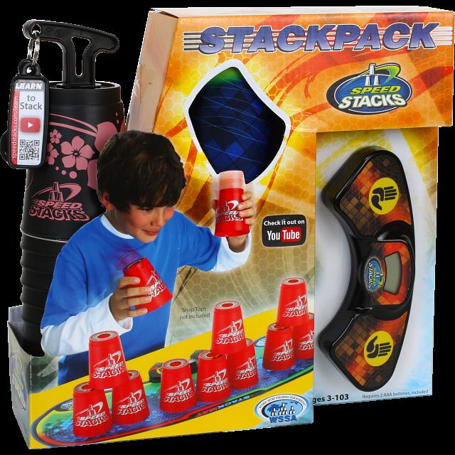 Speed Stacks: StackPack - Pink Hawaiian