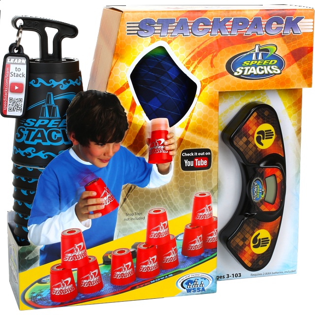 Speed Stacks: StackPack - Tattoo