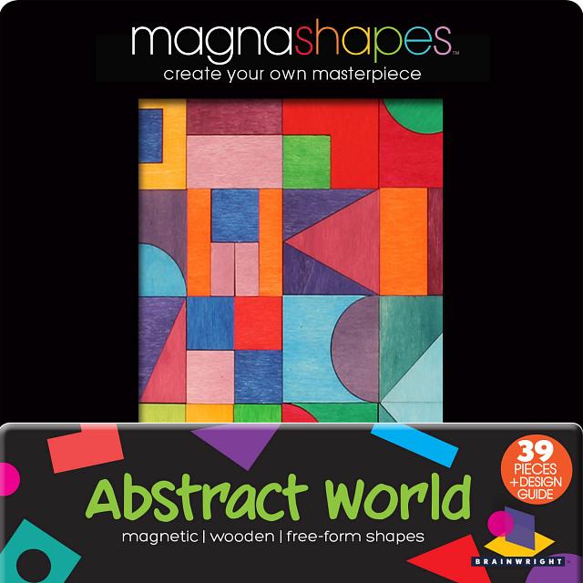 Magna Shapes - Abstract World
