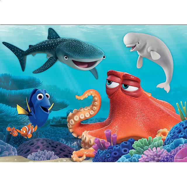 Finding Dory - 100 Piece