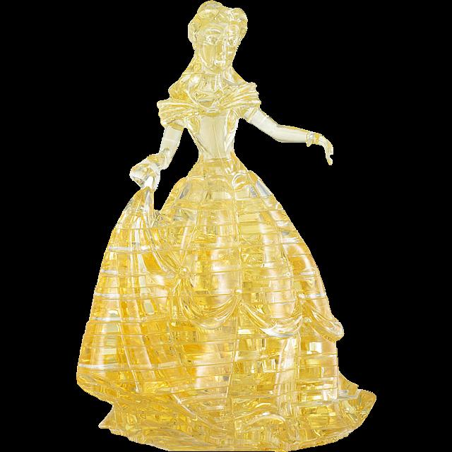 3D Crystal Puzzle - Belle