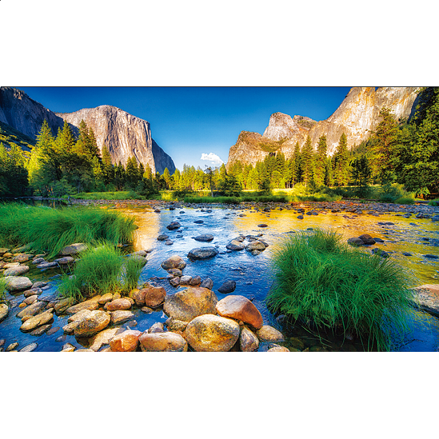 Colorluxe: Yosemite National Park