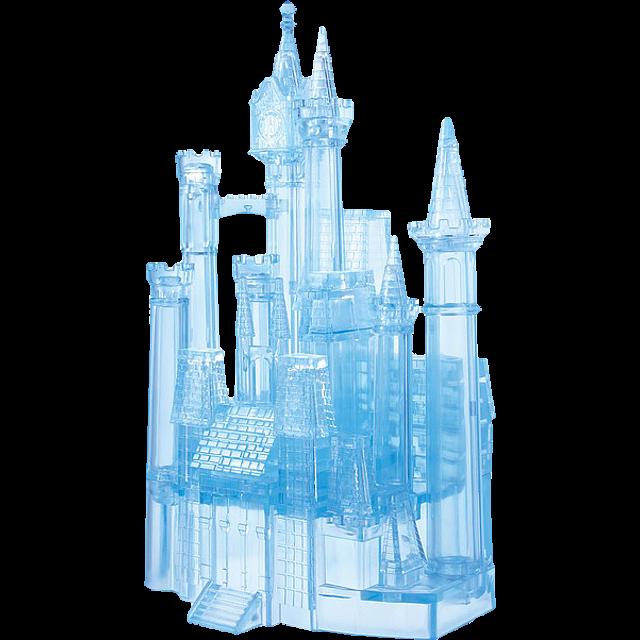 3d Crystal Puzzle Deluxe Cinderellas Castle Jigsaws Puzzle