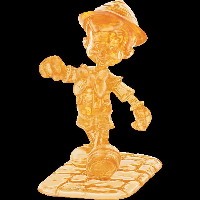 3D Crystal Puzzle - Pinocchio
