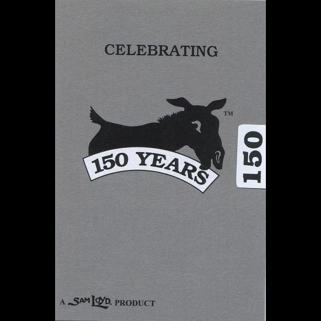 The Wonderful Chinese Pony Puzzle - 150 Years Commemorative