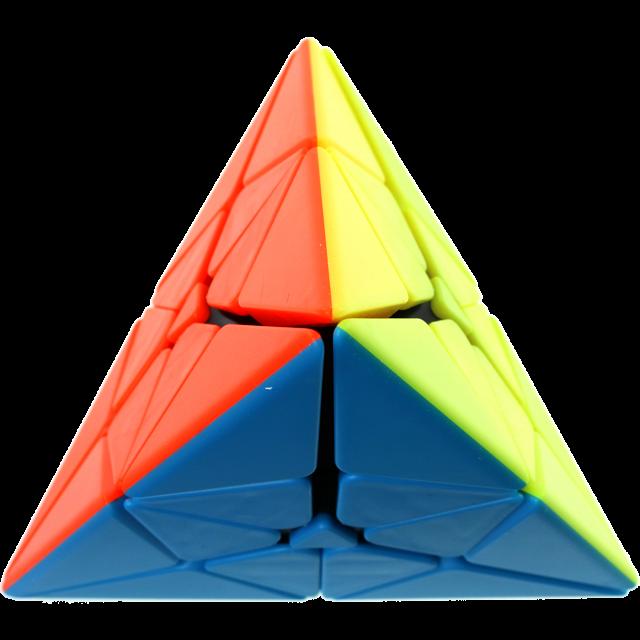 2x2x2 Discrete Pyraminx - 4 Solid Color