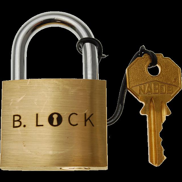 B-Lock Puzzle