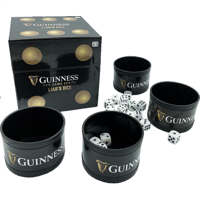 Roll 'Em Dice Cups (Liar's Dice)