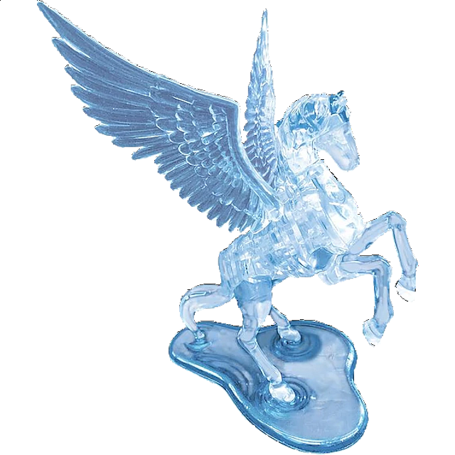3D Crystal Puzzle Deluxe - Pegasus - from $28.99