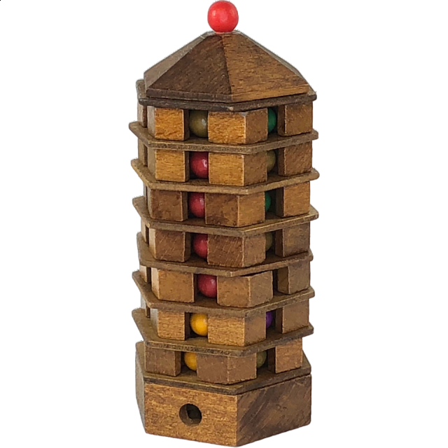 Puzzle Master Pagoda Just $17.