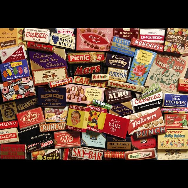 1950s Sweet Memories