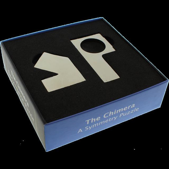 The Chimera - Krasnoukhov Symmetry Puzzle