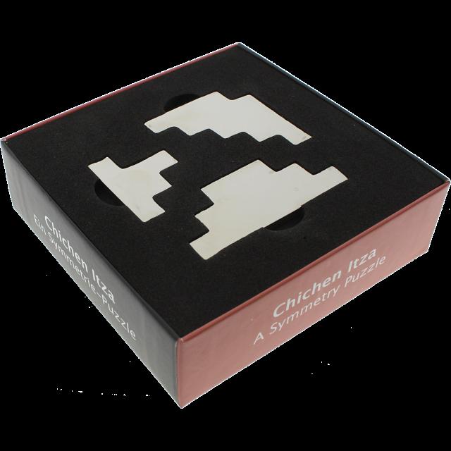 Chichen Itza - Krasnoukhov Symmetry Puzzle