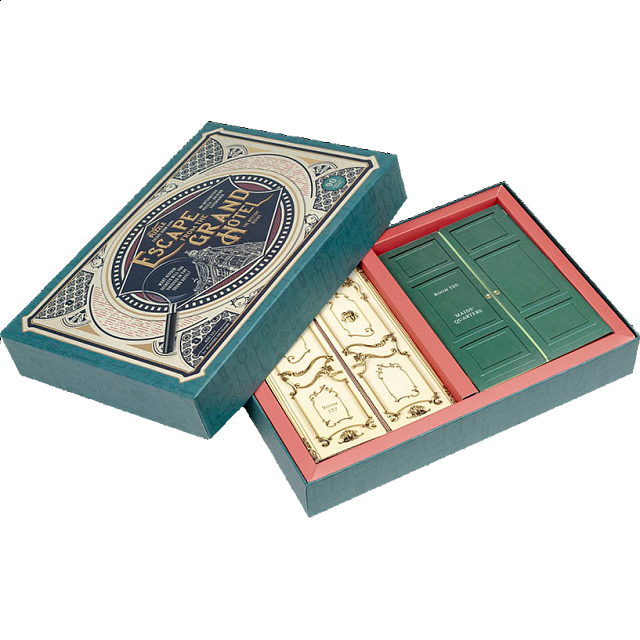 Escape From The Grand Hotel Games Toys Puzzle Master Inc
