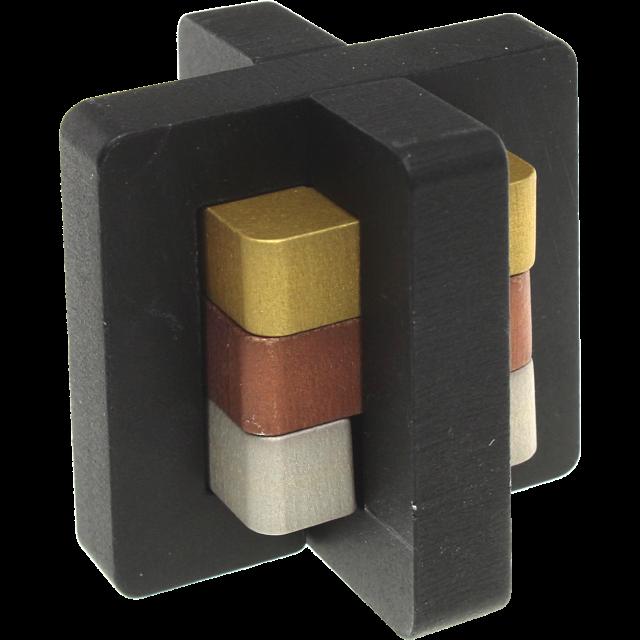 Paquet 2 - Metal Puzzle
