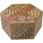 Hexagon 6-Step Yosegi