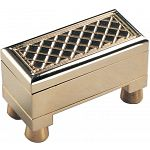 Brass Treasure Chest
