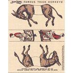 Famous Trick Donkeys - Small image