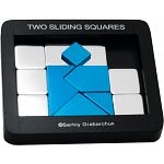 Two Sliding Squares