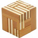 Bamboo Wood Puzzle - Soma Qube
