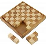 Travel Puzzle - Chess