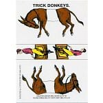 Famous Trick Donkeys - Mini