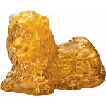 3D Crystal Puzzle Deluxe - Lion