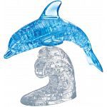 3D Crystal Puzzle Deluxe - Dolphin