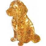 3D Crystal Puzzle - Dog image