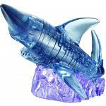 3D Crystal Puzzle - Shark