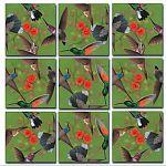 Scramble Squares - Hummingbirds image