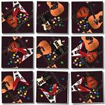 Scramble Squares - Guitars image