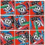 Scramble Squares - Classic Cars image
