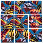 Scramble Squares - Hot Air Balloons