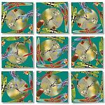 Scramble Squares - Dragonflies image