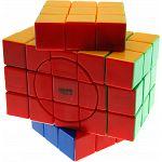 3x3x5 Super X-Shaped-Cube with Evgeniy logo - Stickerless image