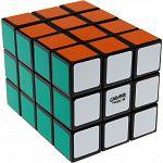 3x3x4 Cuboid with Tony Fisher logo - Black Body image