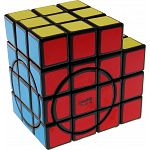 3x3x5 Super L-Cube with Evgeniy logo - Black Body image