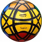 Traiphum Megaminx Ball - (6-color) Black Body image