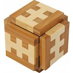 Funzzle - Bamboo Wood Puzzle - Gamma