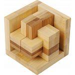 Funzzle - Bamboo Wood Puzzle - Epsilon image