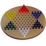 17 inch Jumbo Chinese Checkers image
