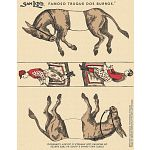 Famous Trick Donkeys - Color - Portuguese