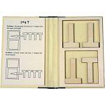 Puzzle Booklet - 2x4 T