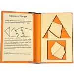 Puzzle Booklet - Square to Triangle
