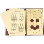 Puzzle Booklet - Tetrahex image