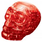 3D Crystal Puzzle - Red Skull