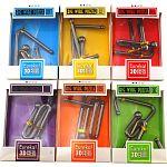 Big Wire 3D Puzzles - #1 - 6 - Set of 6 puzzles