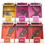 Big Wire 3D Puzzles - #13 - 18 - Set of 6 puzzles